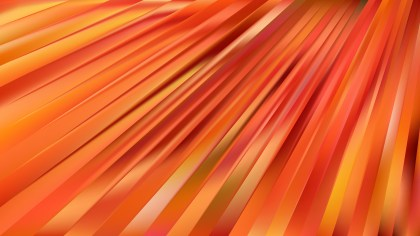 Abstract Red and Orange Diagonal Lines Background