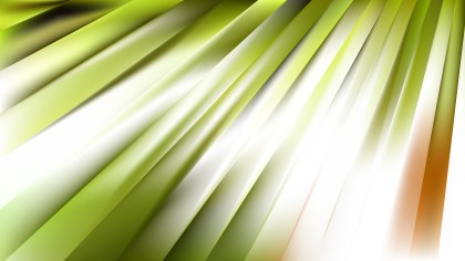 Abstract Green and White Diagonal Lines Background