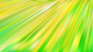 Green and Yellow Diagonal Lines Background