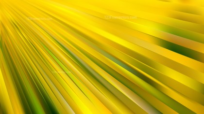 Abstract Green and Yellow Diagonal Lines Background
