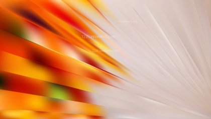 Abstract Orange Diagonal Lines Background Vector Illustration