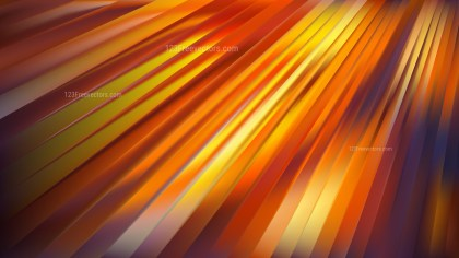 Orange and Black Diagonal Lines Background Vector Art