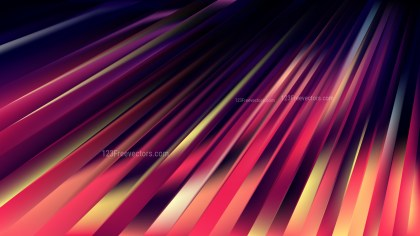 Abstract Pink and Black Diagonal Lines Background