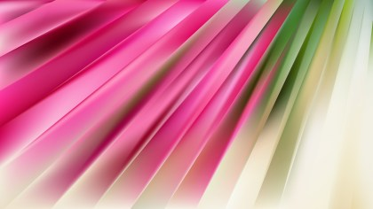 Pink and Green Diagonal Lines Background