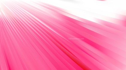 Pink and White Diagonal Lines Background