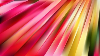 Pink and Yellow Diagonal Lines Background Vector Art