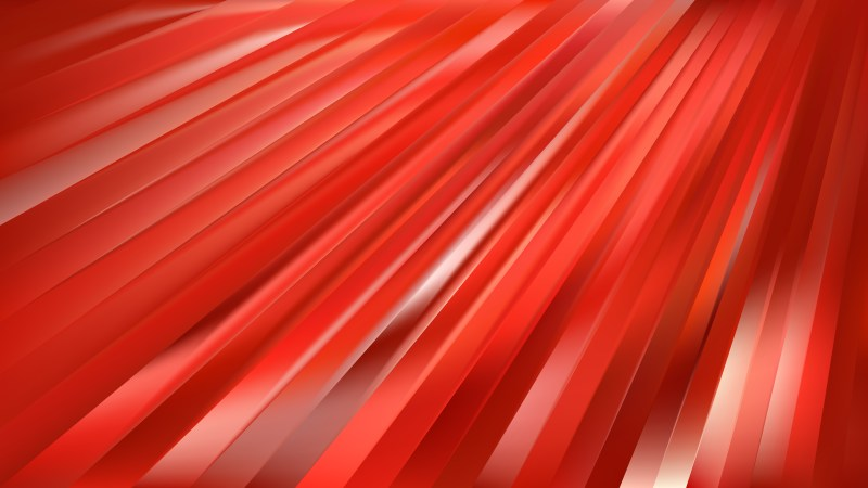 Red Diagonal Lines Background Vector Illustration
