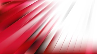 Abstract Red and White Diagonal Lines Background Illustration