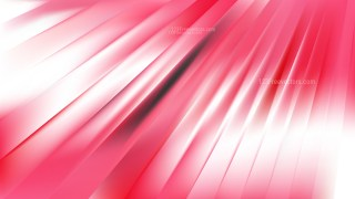 Red and White Diagonal Lines Background