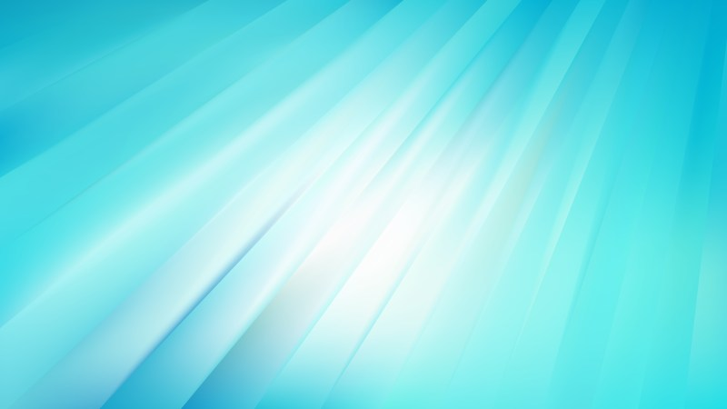 Abstract Turquoise Diagonal Lines Background Illustration