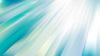 Turquoise and White Diagonal Lines Background Image