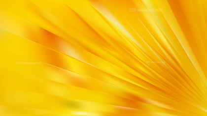 Yellow Diagonal Lines Background Vector Illustration