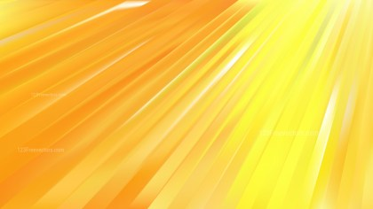 Yellow Diagonal Lines Background Illustration