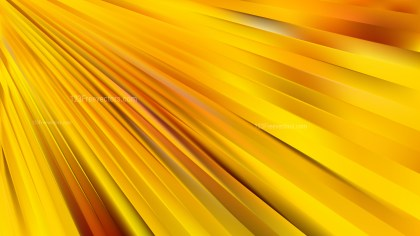 Yellow Diagonal Lines Background Vector Image