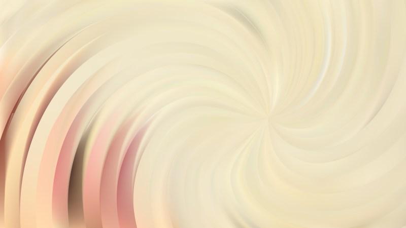 Abstract Beige Swirl Background Vector Art