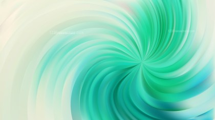 Abstract Beige and Turquoise Swirl Background