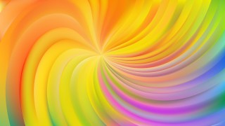 Abstract Colorful Swirl Background Vector Art