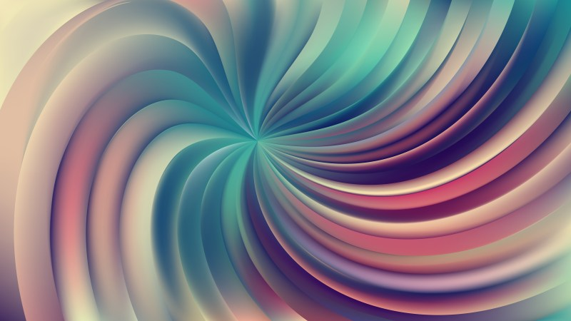 Abstract Dark Color Swirl Background
