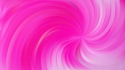 Abstract Fuchsia Swirl Background