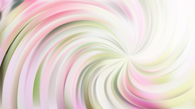 Abstract Light Color Swirl Background Vector Illustration