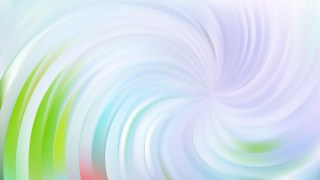 Abstract Light Color Swirl Background Vector Art