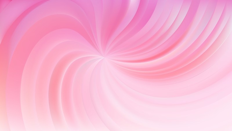 Abstract Light Pink Swirl Background