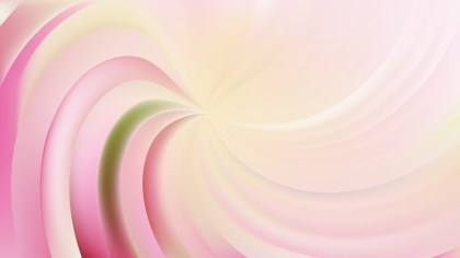 Abstract Light Pink Swirl Background Illustration