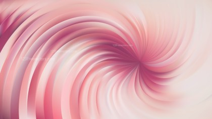 Abstract Light Pink Spiral Background Vector Image