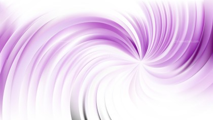 Abstract Light Purple Swirl Background Vector Illustration