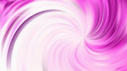 Abstract Light Purple Swirl Background