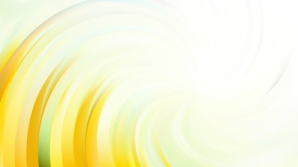 Abstract Light Yellow Swirl Background Illustration