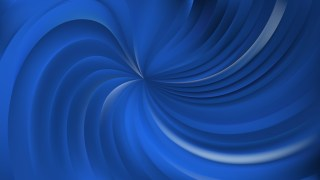 Abstract Navy Blue Swirl Background