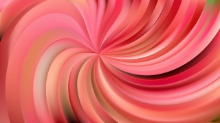 Abstract Pink Swirl Background