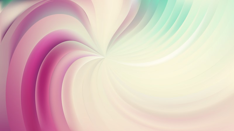 Abstract Pink and Beige Swirl Background