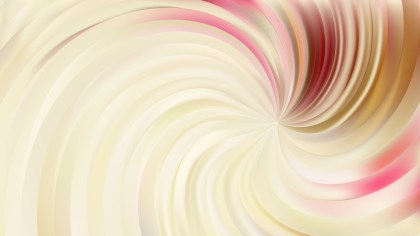 Abstract Pink and Beige Swirl Background Vector Image