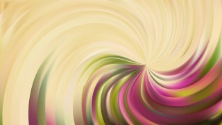 Pink and Beige Swirl Background