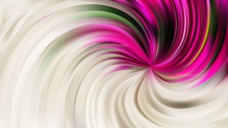 Abstract Pink and Beige Spiral Background