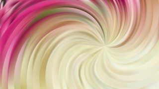 Pink and Beige Swirl Background Vector