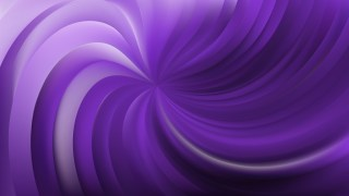 Abstract Purple Swirl Background Vector Illustration
