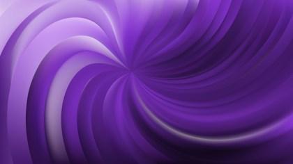 Abstract Purple Swirl Background Vector Illustration