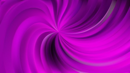 Abstract Purple Swirl Background