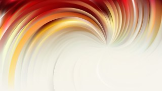 Abstract Red and White Swirl Background Image