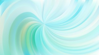 Abstract Turquoise Swirl Background