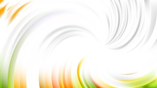 Abstract White Swirl Background