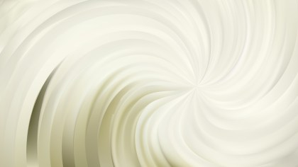 Abstract White Swirl Background Image