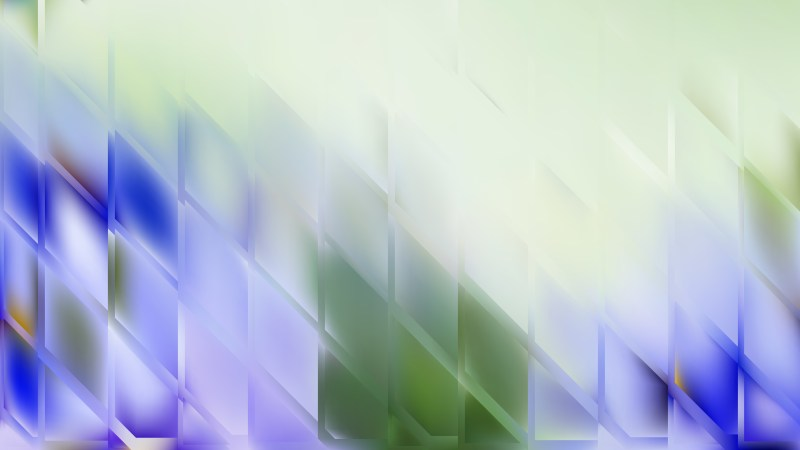 Blue and Green Background Illustration