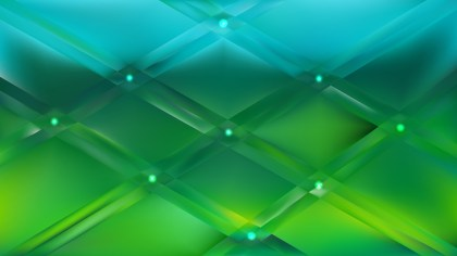 Blue and Green Abstract Background Image