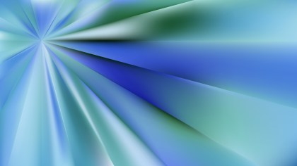 Blue and Green Abstract Background Vector Art