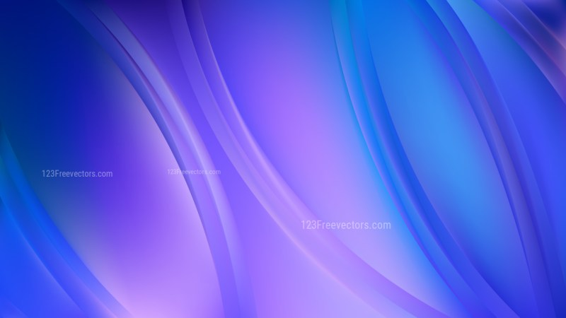 Abstract Blue and Purple Background Graphic