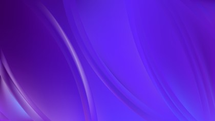 Blue and Purple Abstract Background Illustration